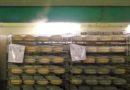 Sajttároló, sajtraktár párásítás